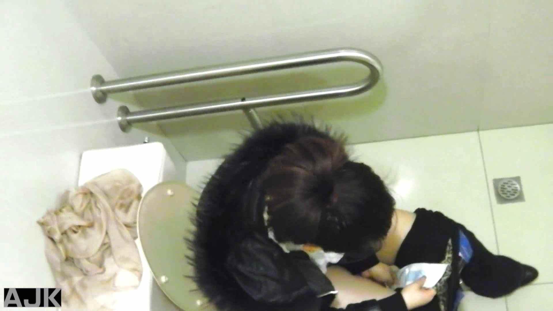 隣国上階級エリアの令嬢たちが集うデパートお手洗い Vol.19 便所で・・・  36画像 22