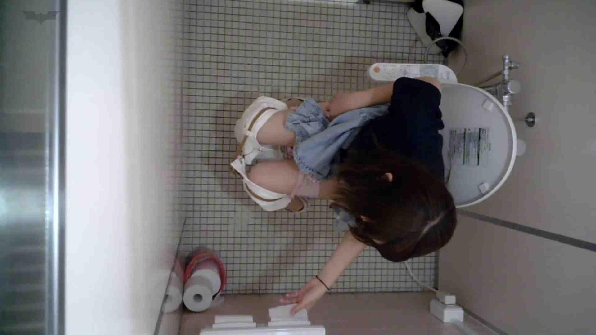 有名大学女性洗面所 vol.50 個室には3つの「目」があるみたいです。 和式・女子用 オメコ動画キャプチャ 53画像 46