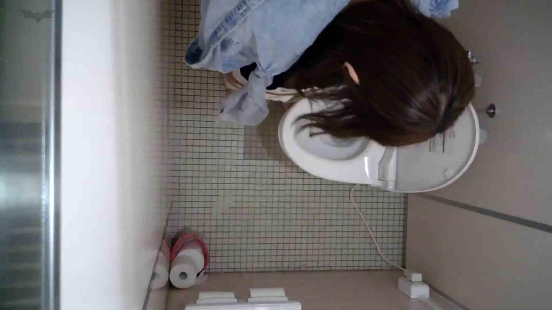 有名大学女性洗面所 vol.50 個室には3つの「目」があるみたいです。 潜入   排泄  53画像 49