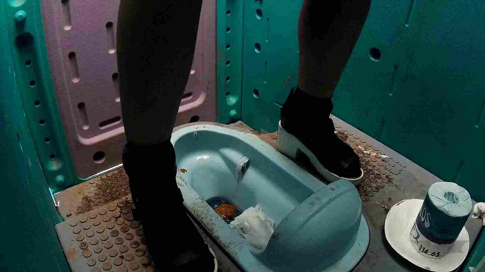 痴態洗面所 Vol.06 中が「マジヤバいヨネ!」洗面所 ギャルズ | 洗面所シーン  46画像 26