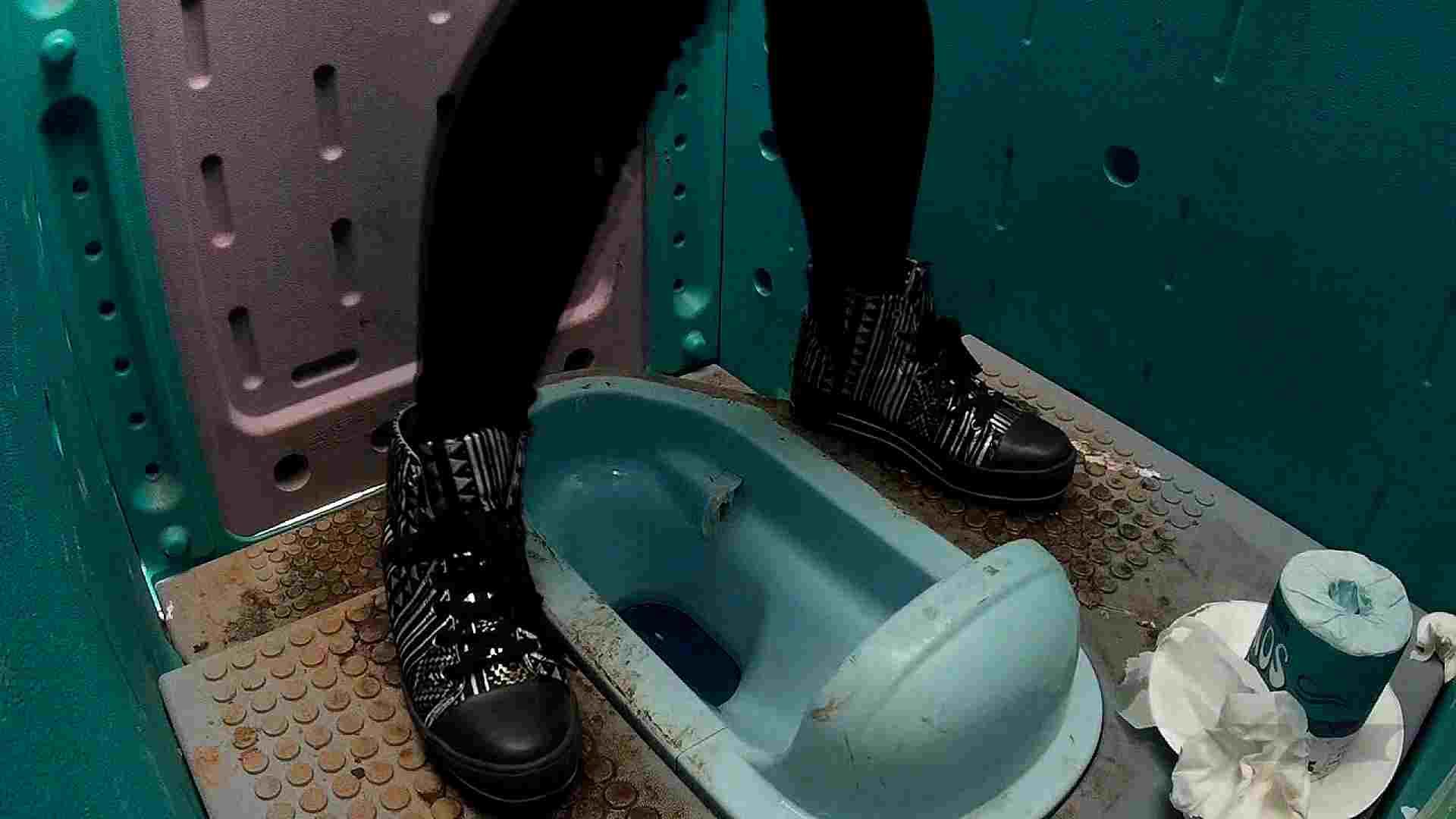 痴態洗面所 Vol.06 中が「マジヤバいヨネ!」洗面所 ギャルズ | 洗面所シーン  46画像 36