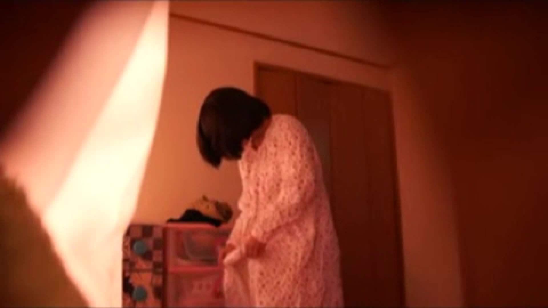 vol.2 まりこさんのお着替え、就寝前の映像です。 むっちり体型 性交動画流出 71画像 7