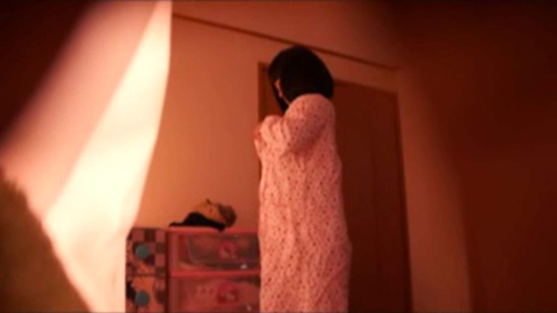 vol.2 まりこさんのお着替え、就寝前の映像です。 アラ30 戯れ無修正画像 71画像 38