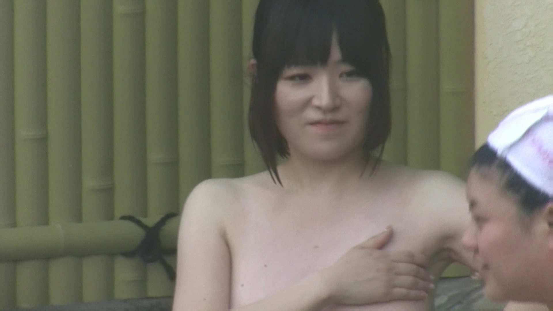 女露天風呂劇場 Vol.09 女湯の中   露天風呂の女子達  74画像 67