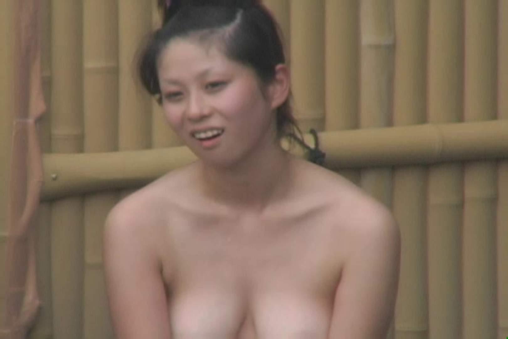 女露天風呂劇場 Vol.19 露天風呂の女子達 | エッチなお姉さん  110画像 1