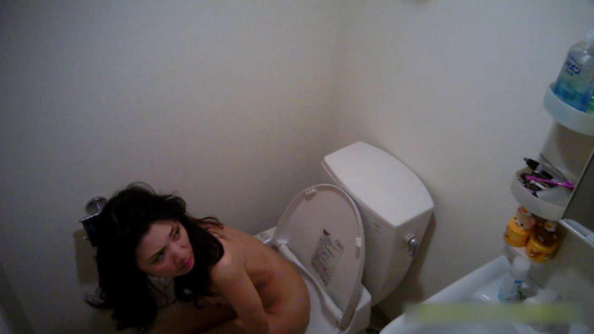 清楚な顔してかなり敏感なE子25歳(仮名)Vol.05 裸でトイレ編 洗面所シーン オメコ無修正動画無料 105画像 3