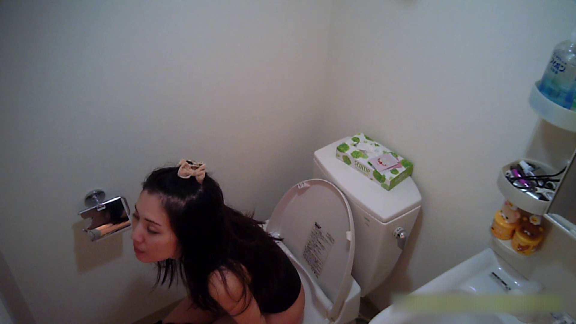 清楚な顔してかなり敏感なE子25歳(仮名)Vol.05 裸でトイレ編 美肌 えろ無修正画像 105画像 58
