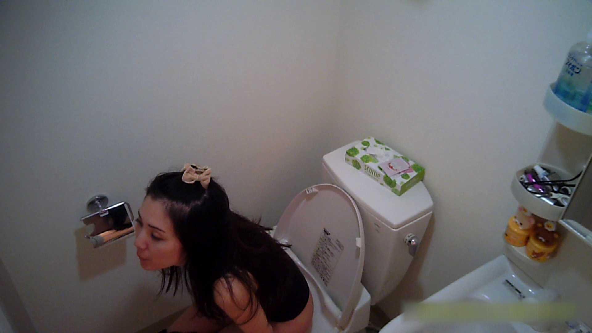 清楚な顔してかなり敏感なE子25歳(仮名)Vol.05 裸でトイレ編 洗面所シーン オメコ無修正動画無料 105画像 59
