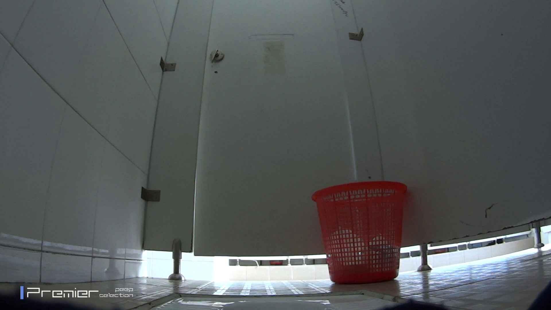 アジアンビューティー達の聖水 大学休憩時間の洗面所事情24 エッチなお姉さん おまんこ動画流出 109画像 43
