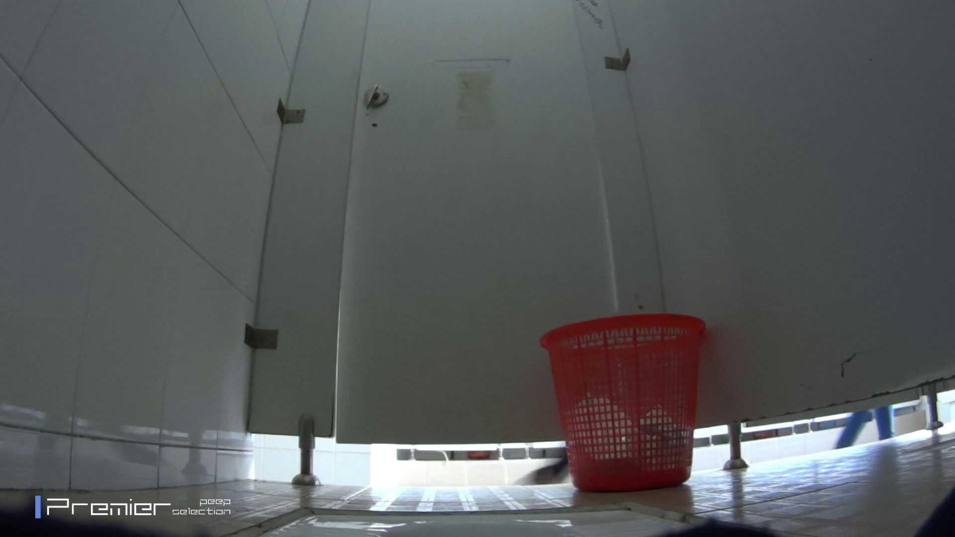 アジアンビューティー達の聖水 大学休憩時間の洗面所事情24 細身・スレンダー AV動画キャプチャ 109画像 45