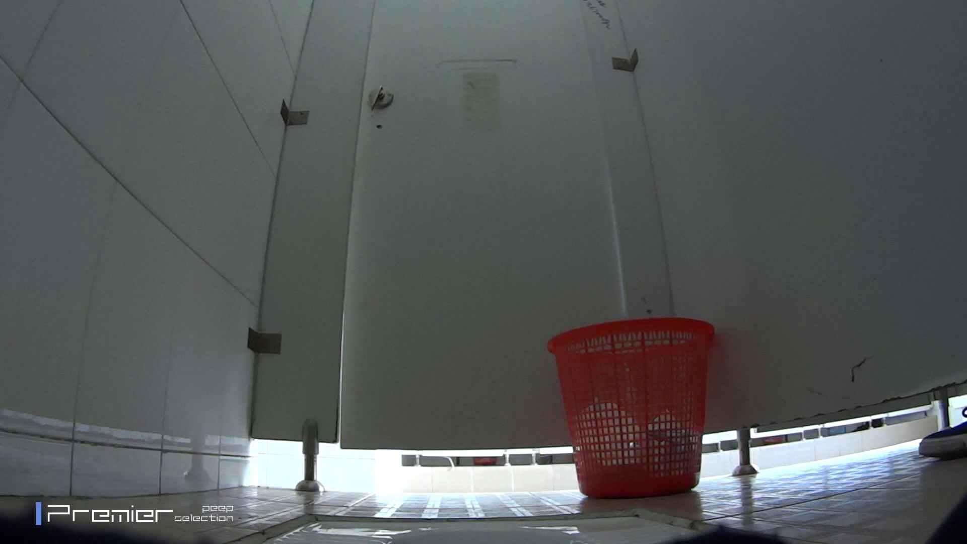 アジアンビューティー達の聖水 大学休憩時間の洗面所事情24 細身・スレンダー AV動画キャプチャ 109画像 55