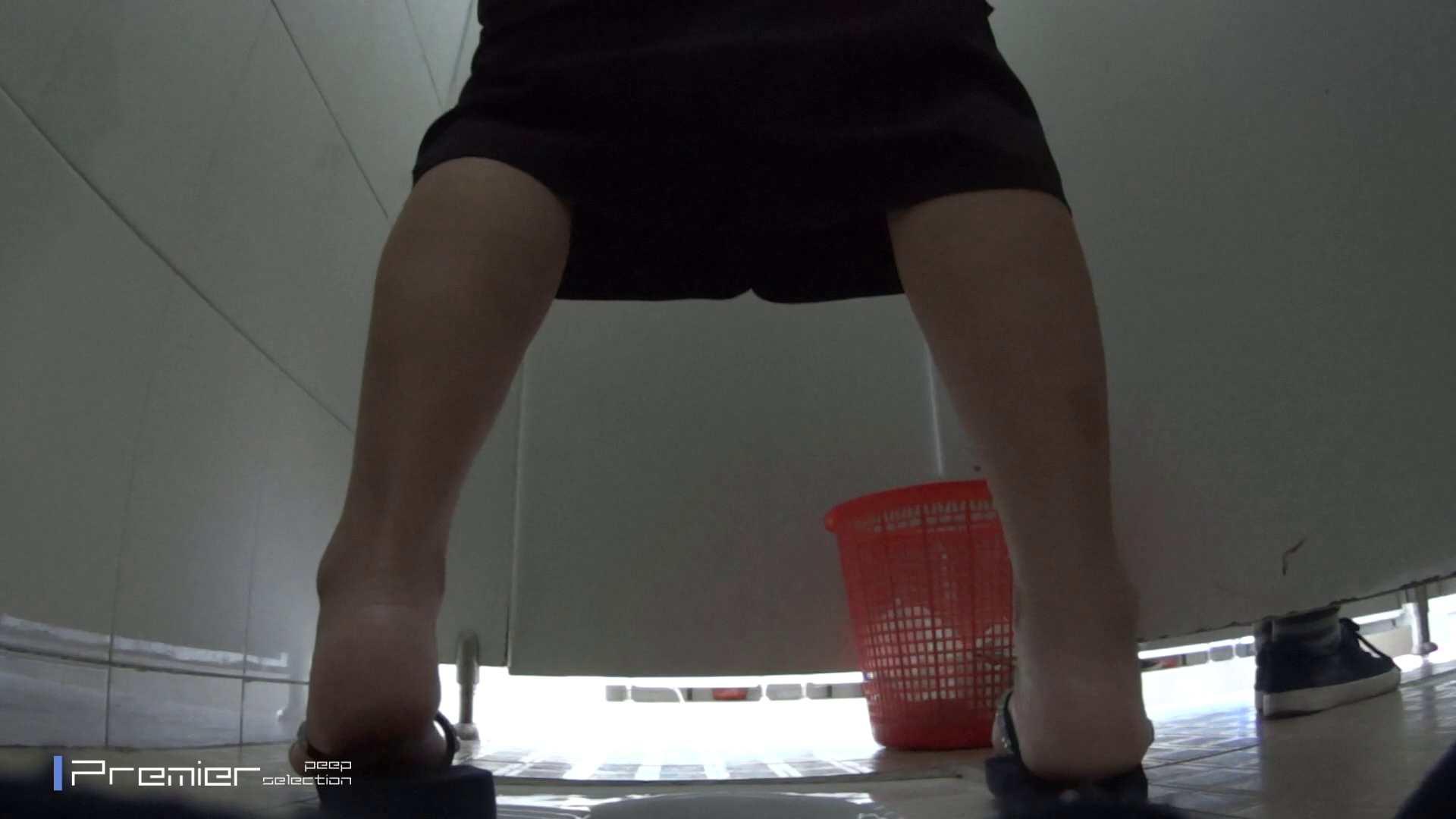 アジアンビューティー達の聖水 大学休憩時間の洗面所事情24 丸見え エロ無料画像 109画像 82