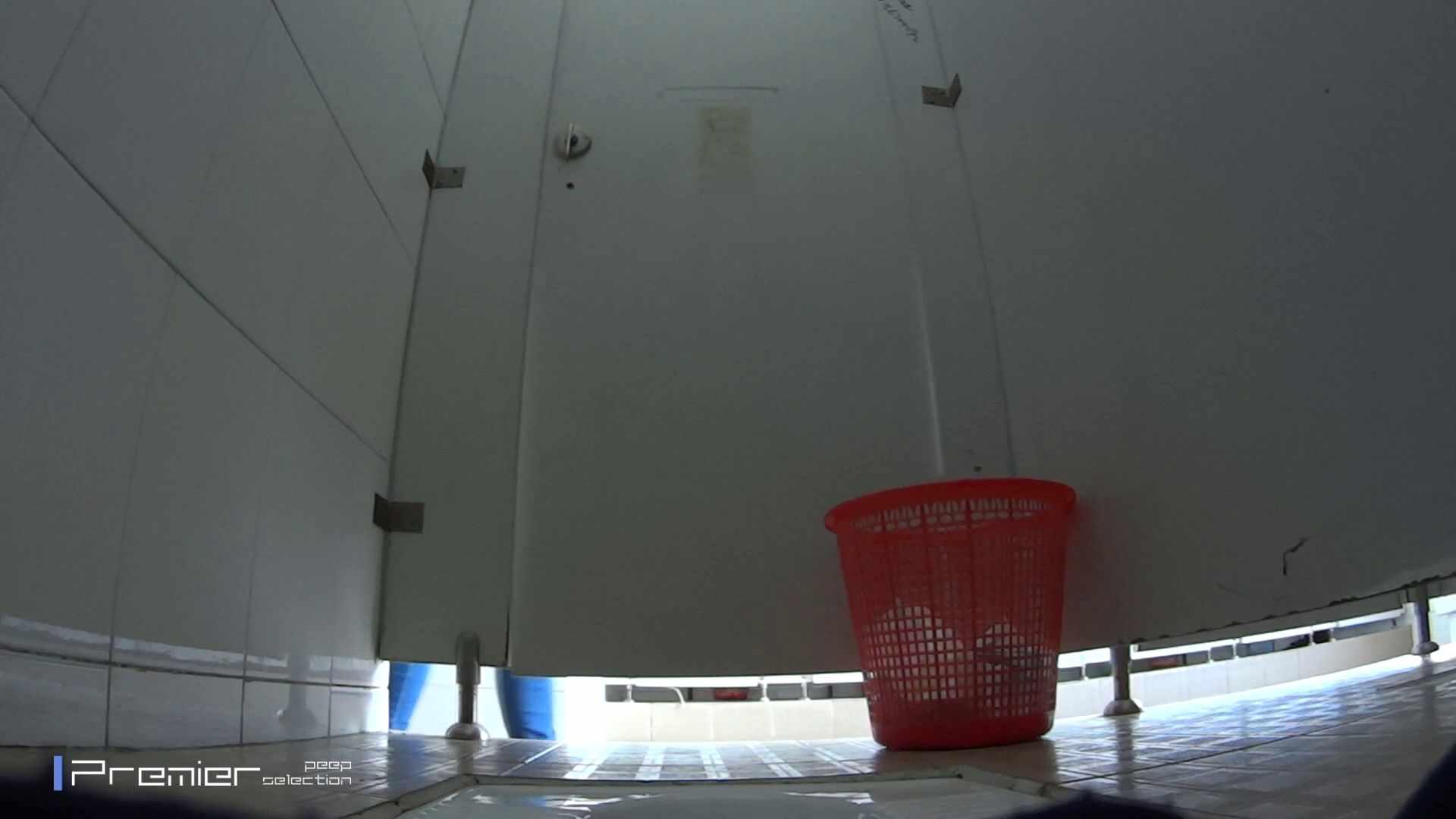 アジアンビューティー達の聖水 大学休憩時間の洗面所事情24 細身・スレンダー AV動画キャプチャ 109画像 95