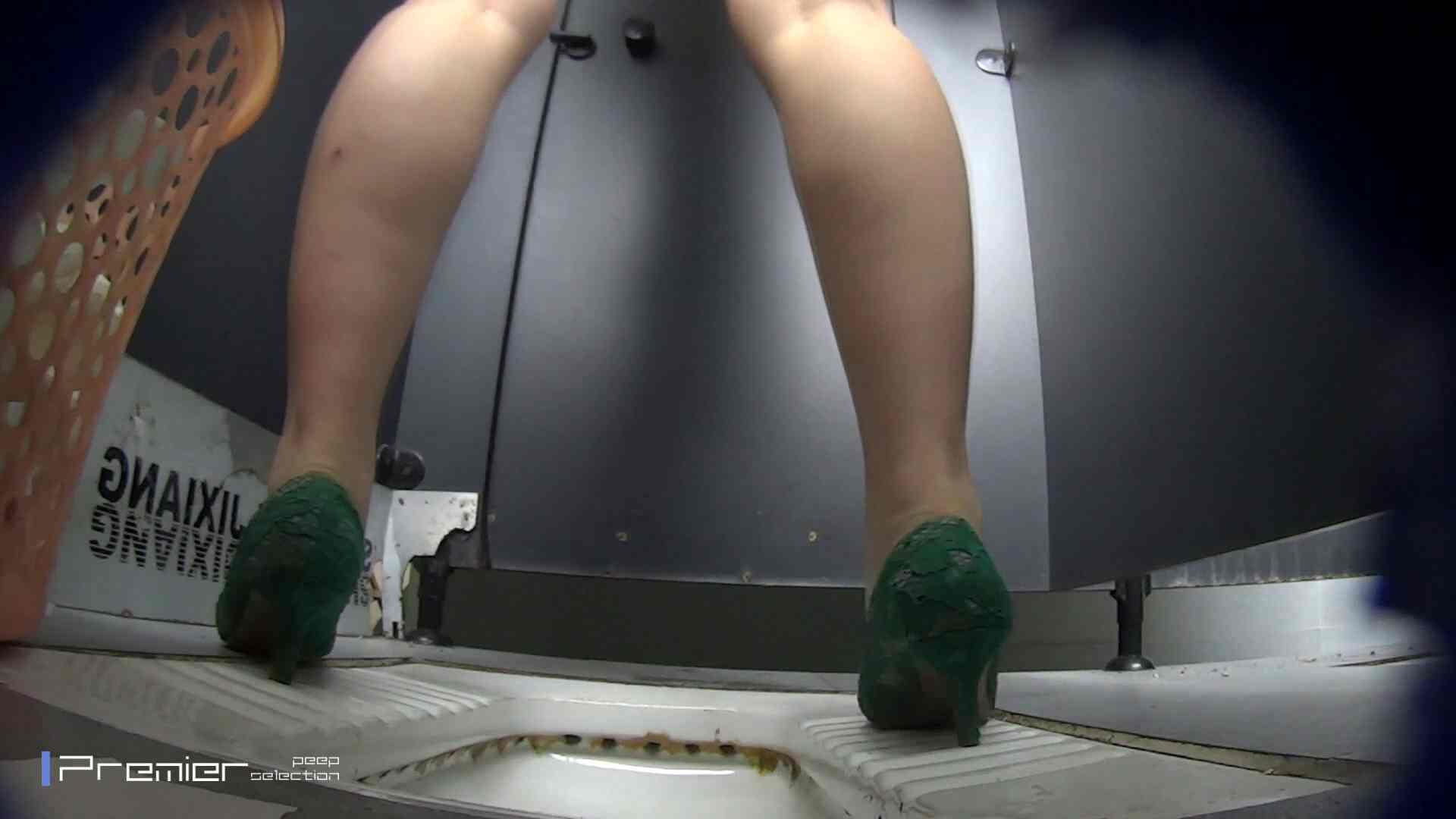 びゅーっと!オシッコ放出 大学休憩時間の洗面所事情47 ギャルズ AV動画キャプチャ 105画像 2