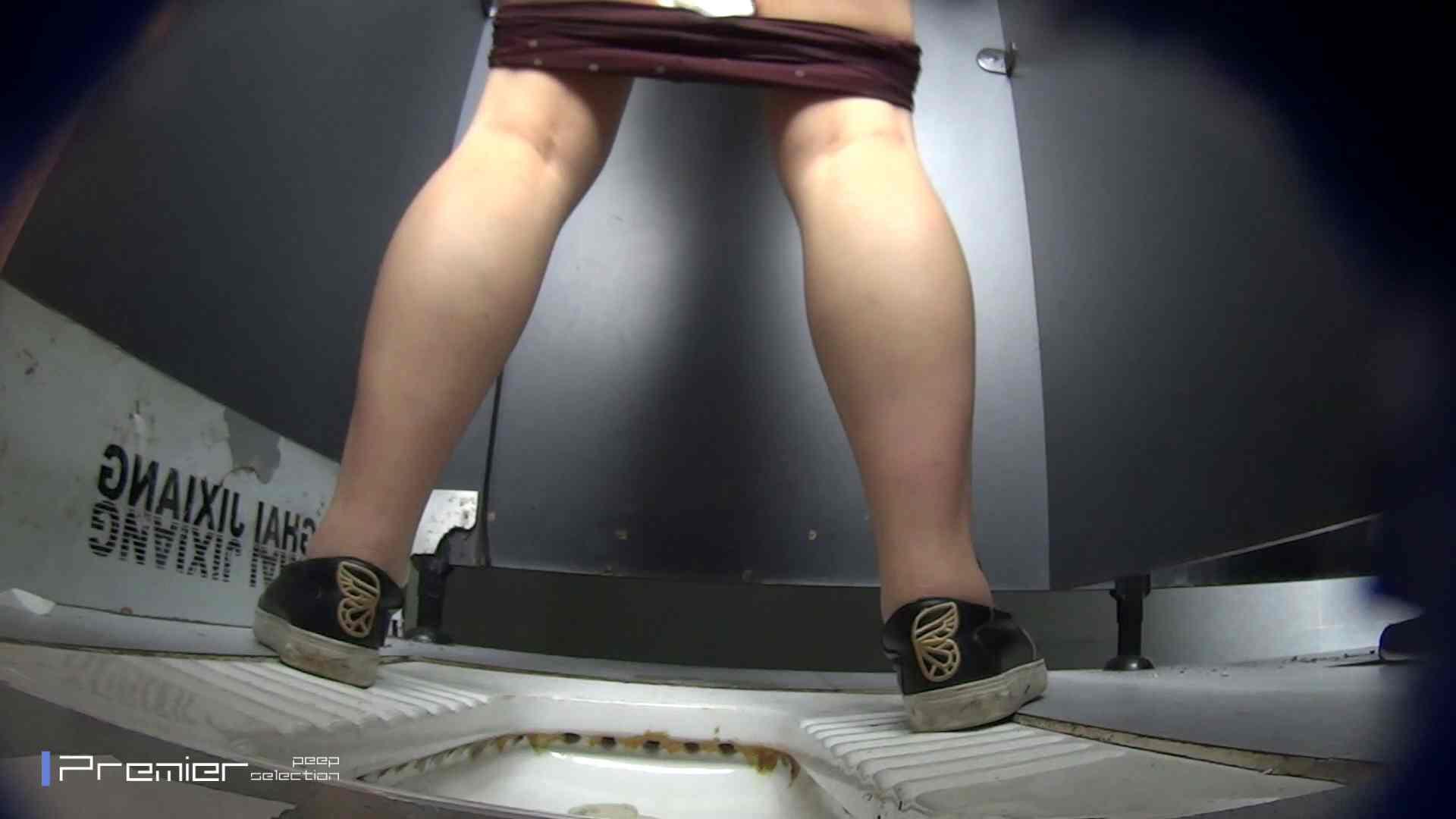 びゅーっと!オシッコ放出 大学休憩時間の洗面所事情47 洗面所シーン   丸見え  105画像 12