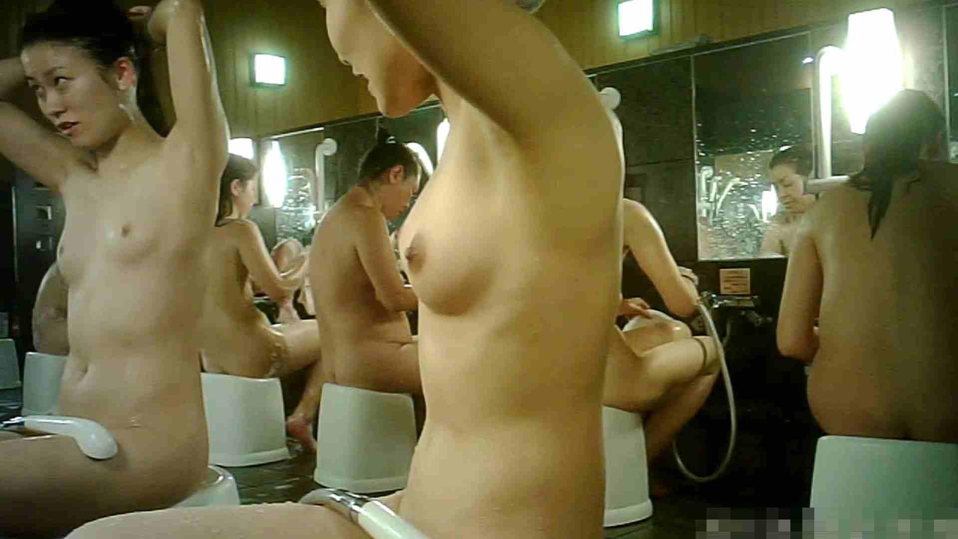 No.3 洗い場!!手前の嬢、特徴的な顔とコンパクトなおっぱい。 エッチなお姉さん ワレメ無修正動画無料 99画像 19