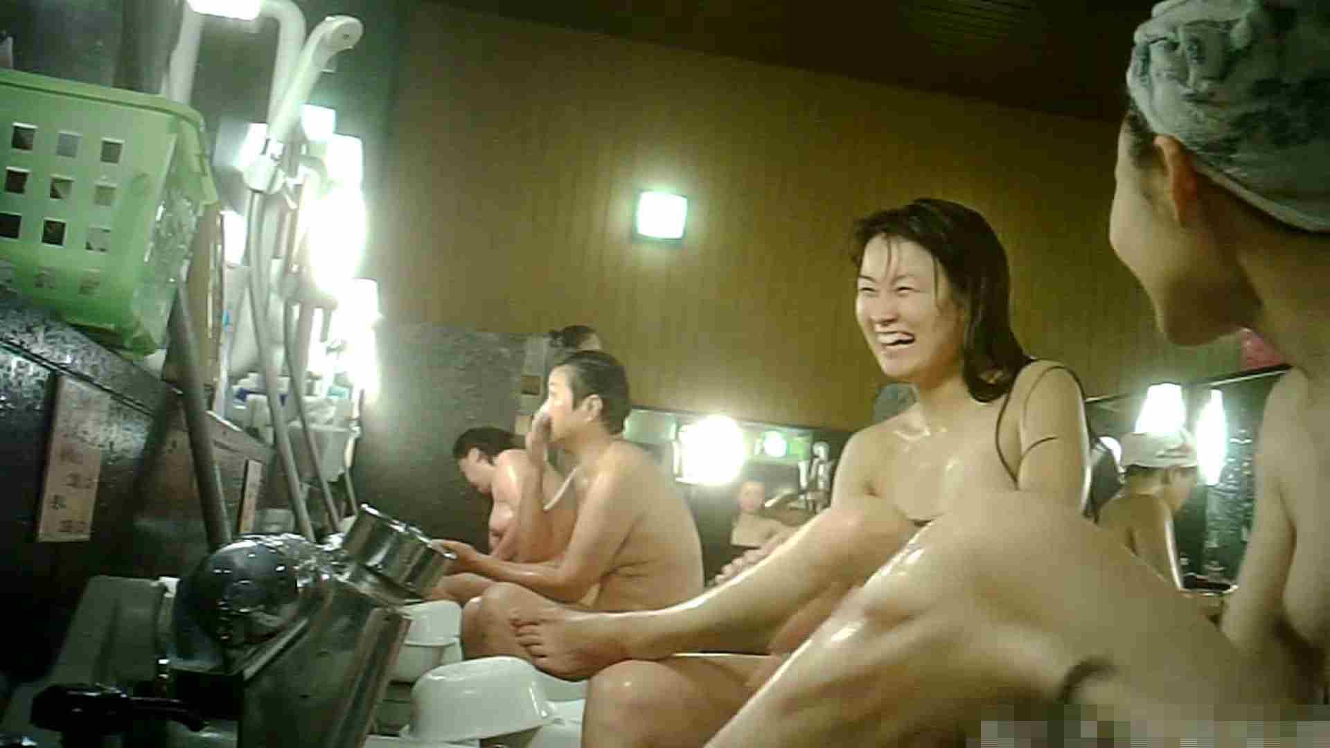 No.3 洗い場!!手前の嬢、特徴的な顔とコンパクトなおっぱい。 ギャルズ ヌード画像 99画像 82