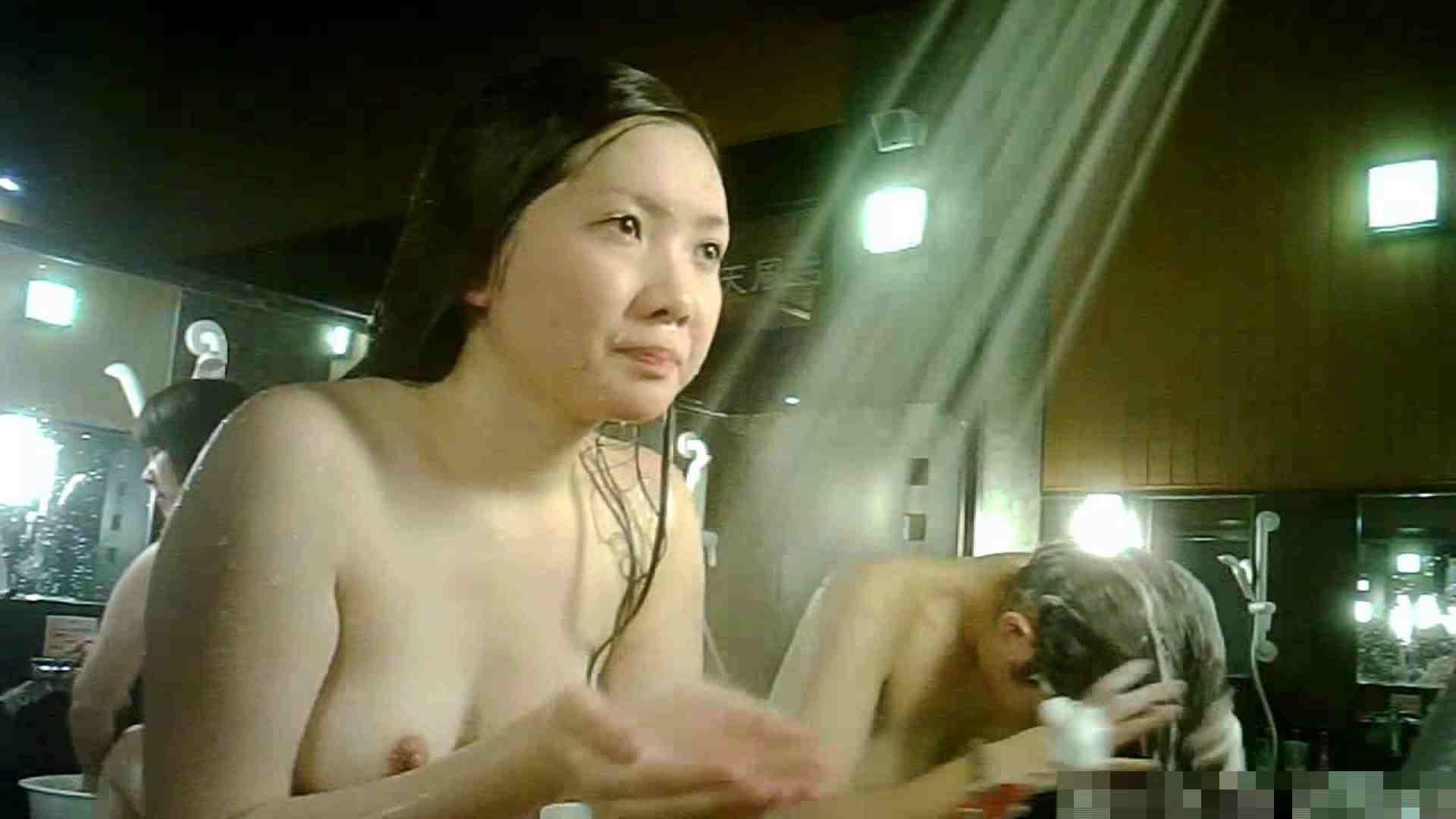 No.4 洗い場!!Mっぽいけど実はSの優しい女性。 銭湯のぞき 戯れ無修正画像 71画像 70