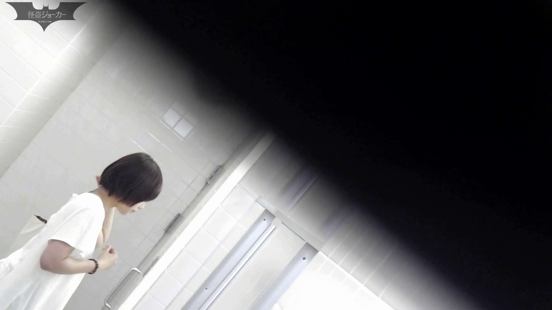 お銀さんの「洗面所突入レポート!!」無料お試し動画!!その2 ギャルズ ワレメ無修正動画無料 98画像 92