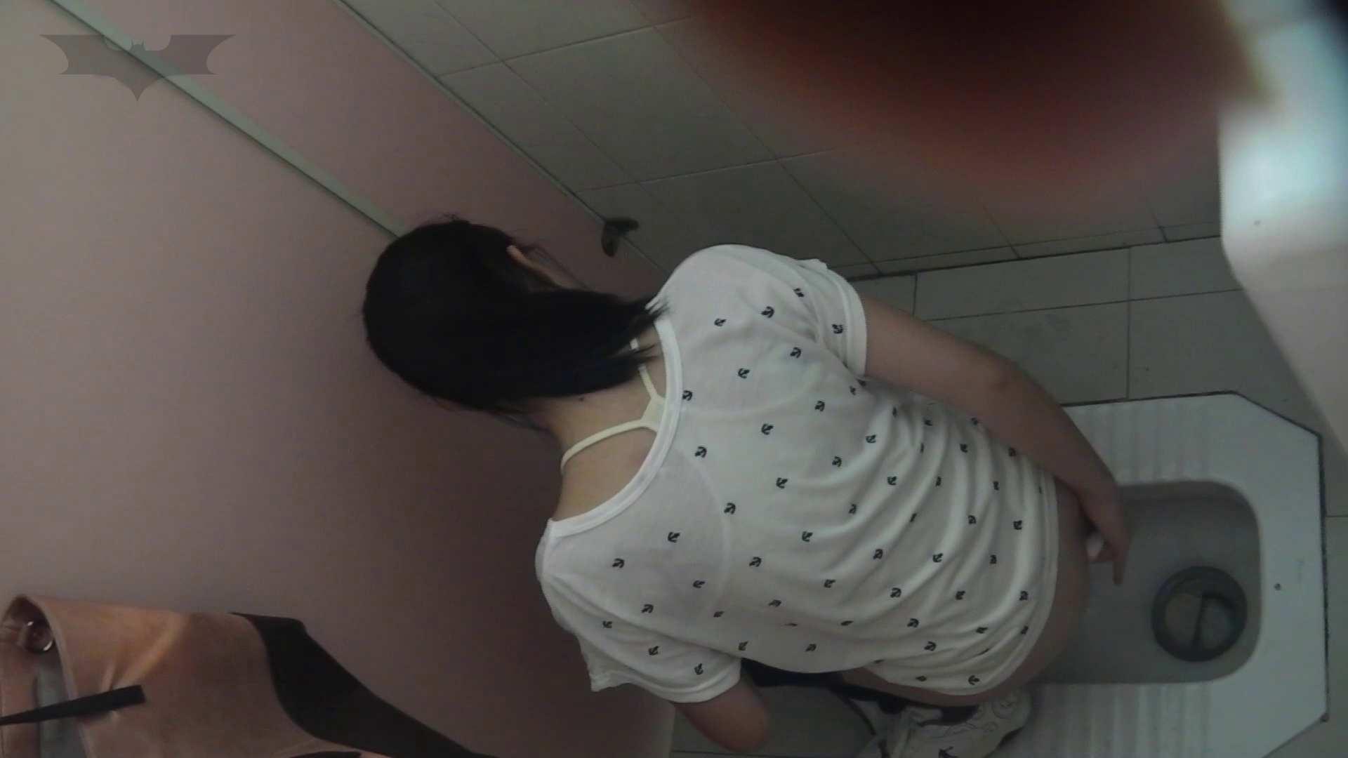 潜入!!台湾名門女学院 Vol.02 必見!中腰で「大」途中筋力の限界に・・・。 盗撮・必見  89画像 15