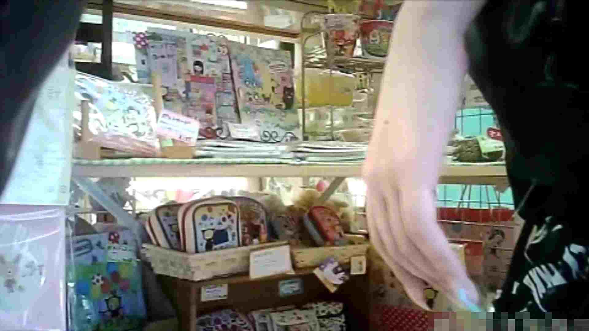 NO.6 雑貨屋で買い物中のガーリーな女の子 お姉さんの胸チラ 濡れ場動画紹介 23画像 11
