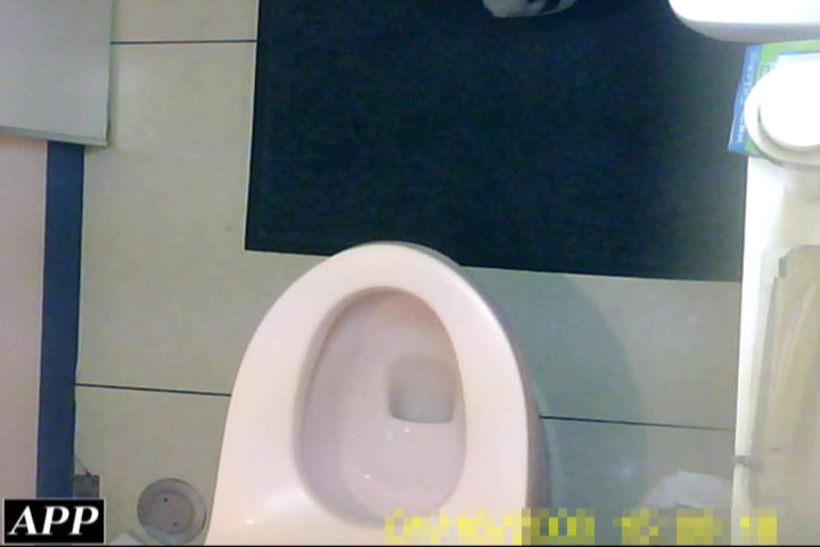 3視点洗面所 vol.23 肛門技 オマンコ動画キャプチャ 75画像 20