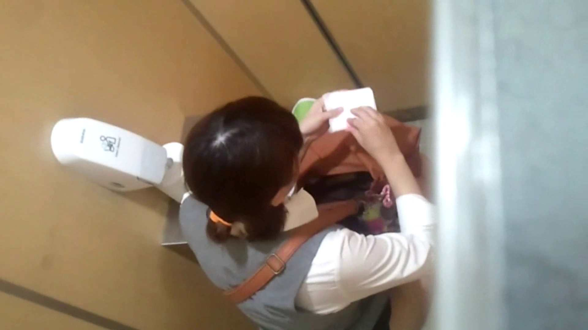 化粧室絵巻 商い場編 VOL.08 洗面所シーン オマンコ動画キャプチャ 69画像 7