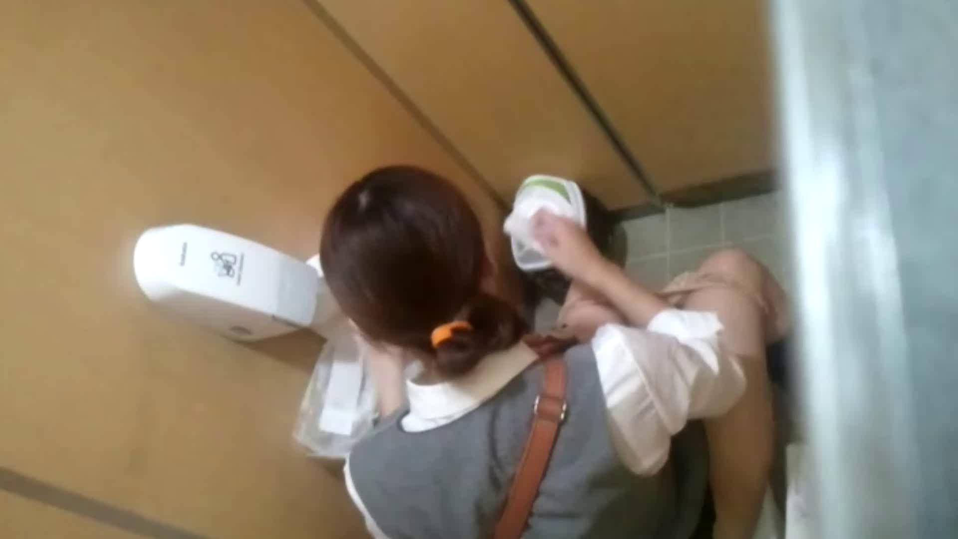 化粧室絵巻 商い場編 VOL.08 エッチなお姉さん オメコ無修正動画無料 69画像 10