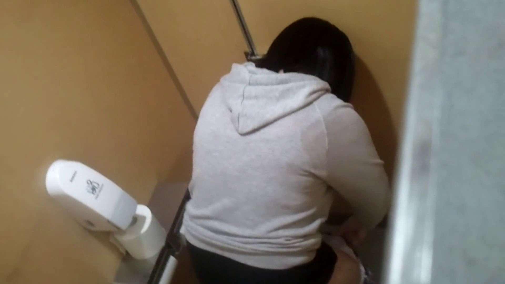 化粧室絵巻 商い場編 VOL.09 ちょっと追ったりしてみました。 トイレで・・・ AV無料動画キャプチャ 93画像 20