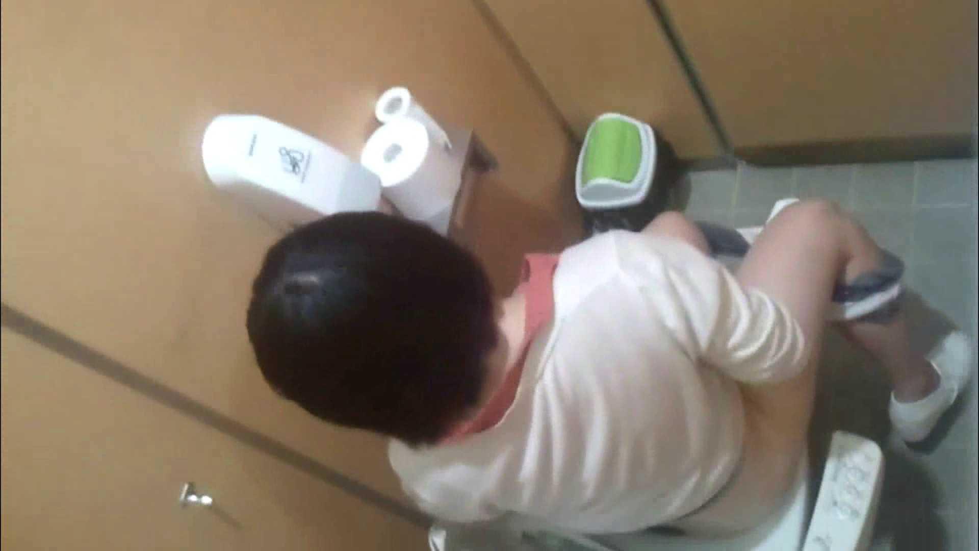 化粧室絵巻 商い場編 VOL.09 ちょっと追ったりしてみました。 トイレで・・・ AV無料動画キャプチャ 93画像 44