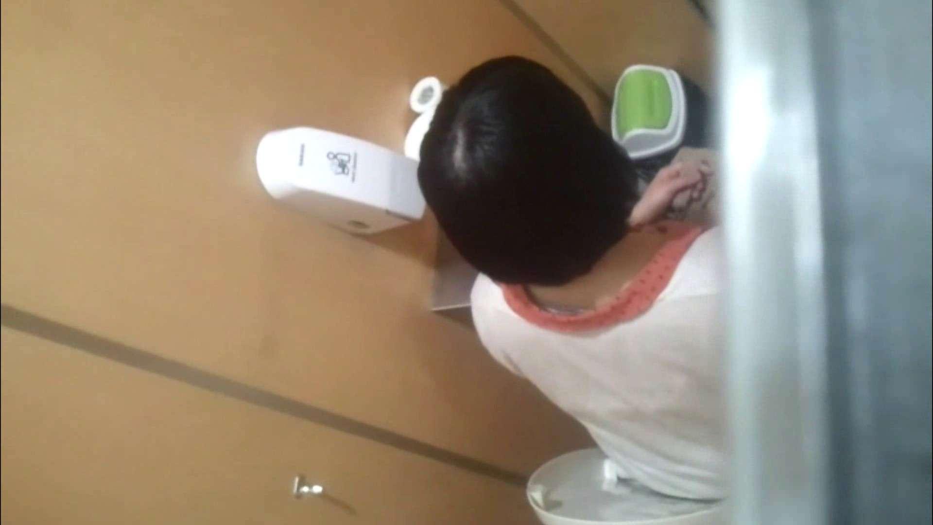 化粧室絵巻 商い場編 VOL.09 ちょっと追ったりしてみました。 トイレで・・・ AV無料動画キャプチャ 93画像 74