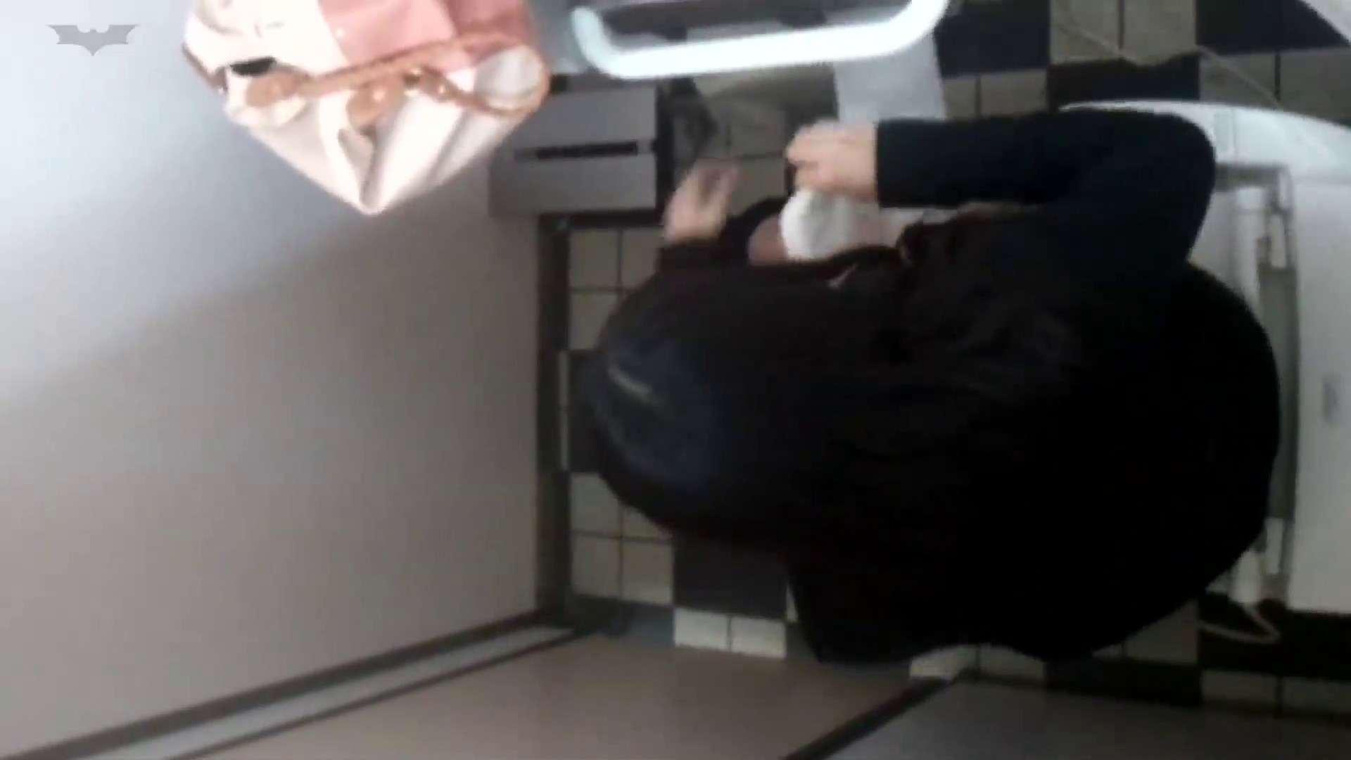 化粧室絵巻 駅舎編 VOL.05 洗面所シーン おめこ無修正動画無料 83画像 4