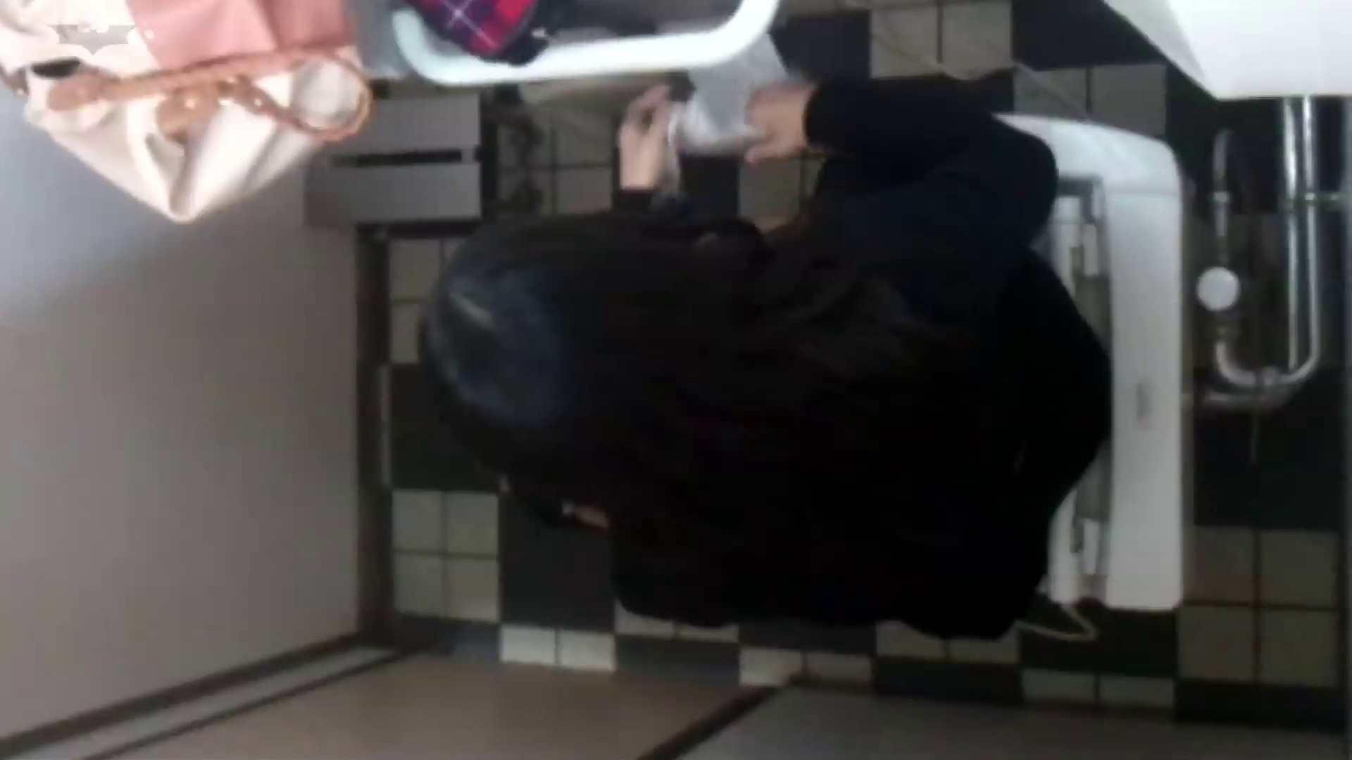 化粧室絵巻 駅舎編 VOL.05 洗面所シーン おめこ無修正動画無料 83画像 9