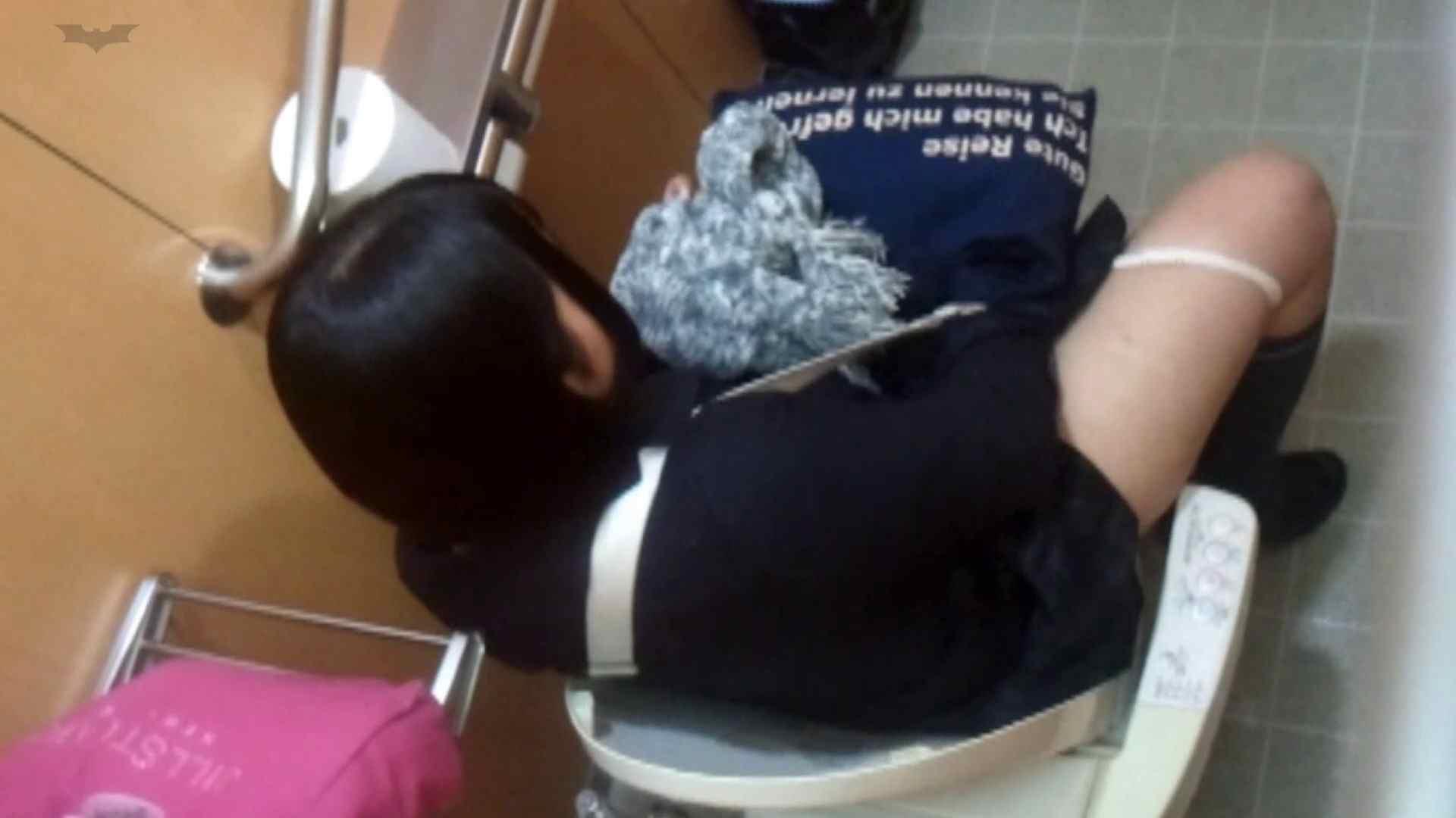 化粧室絵巻 商い場編 VOL.27 エッチなお姉さん オメコ動画キャプチャ 93画像 43