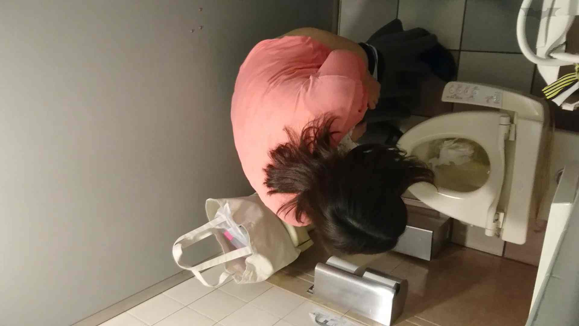 化粧室絵巻 ショッピングモール編 VOL.20 洗面所シーン おまんこ無修正動画無料 72画像 5