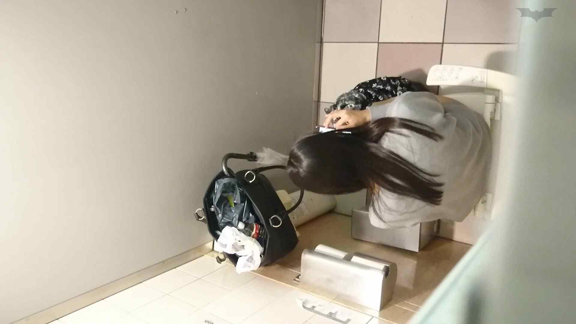 化粧室絵巻 ショッピングモール編 VOL.21 洗面所シーン | ギャルズ  65画像 8