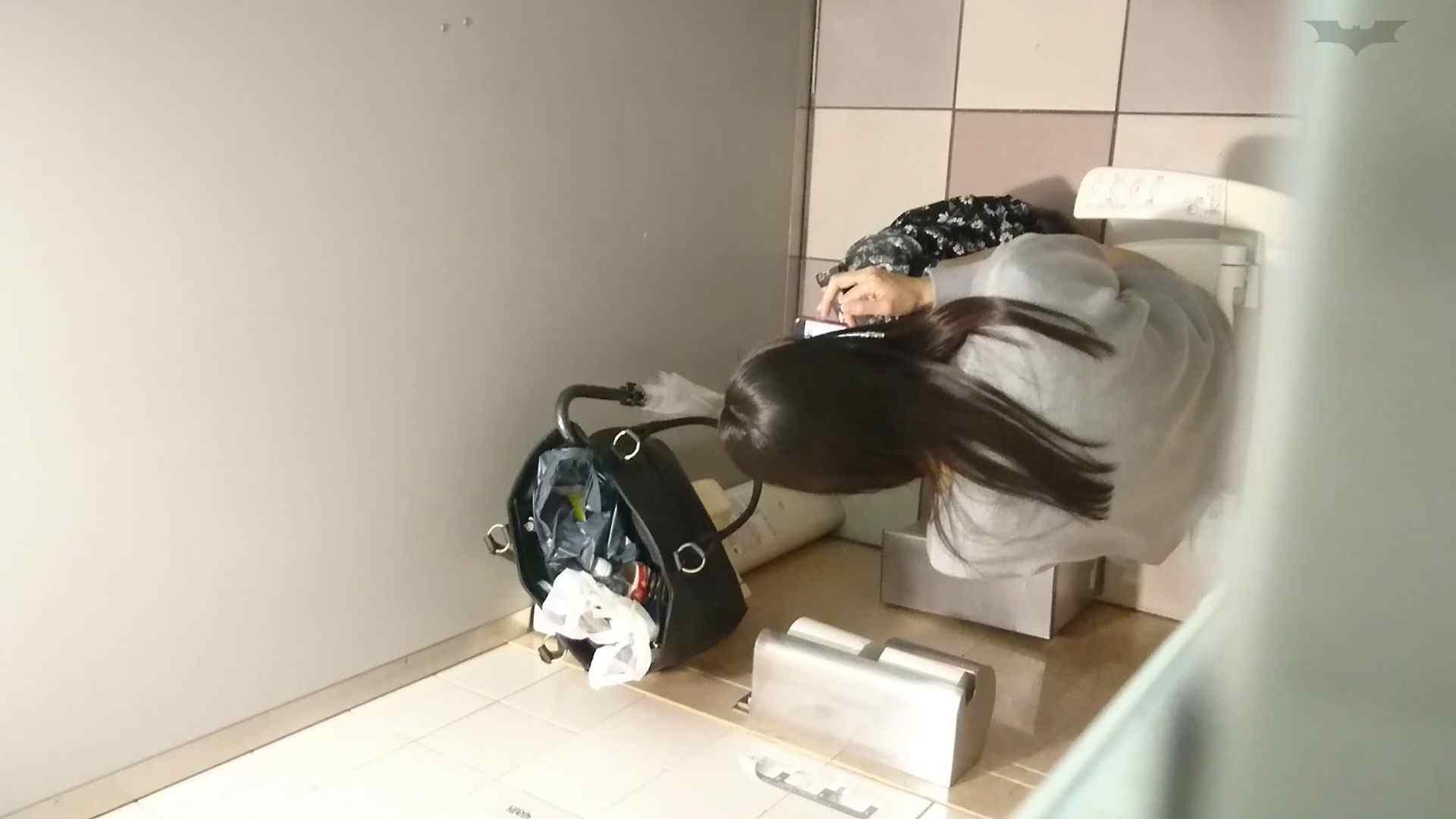 化粧室絵巻 ショッピングモール編 VOL.21 丸見え オメコ動画キャプチャ 65画像 9