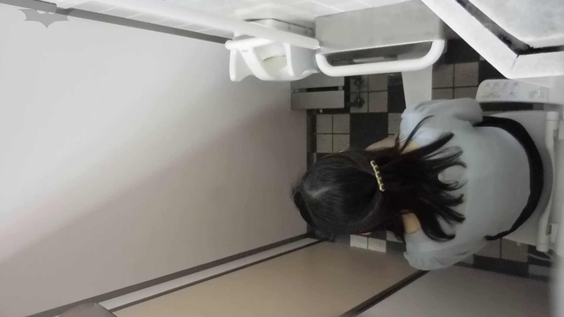 化粧室絵巻 駅舎編 VOL.21 ヨリドリミドリ!!選びたい放題です。 洗面所シーン | ギャルズ  105画像 41