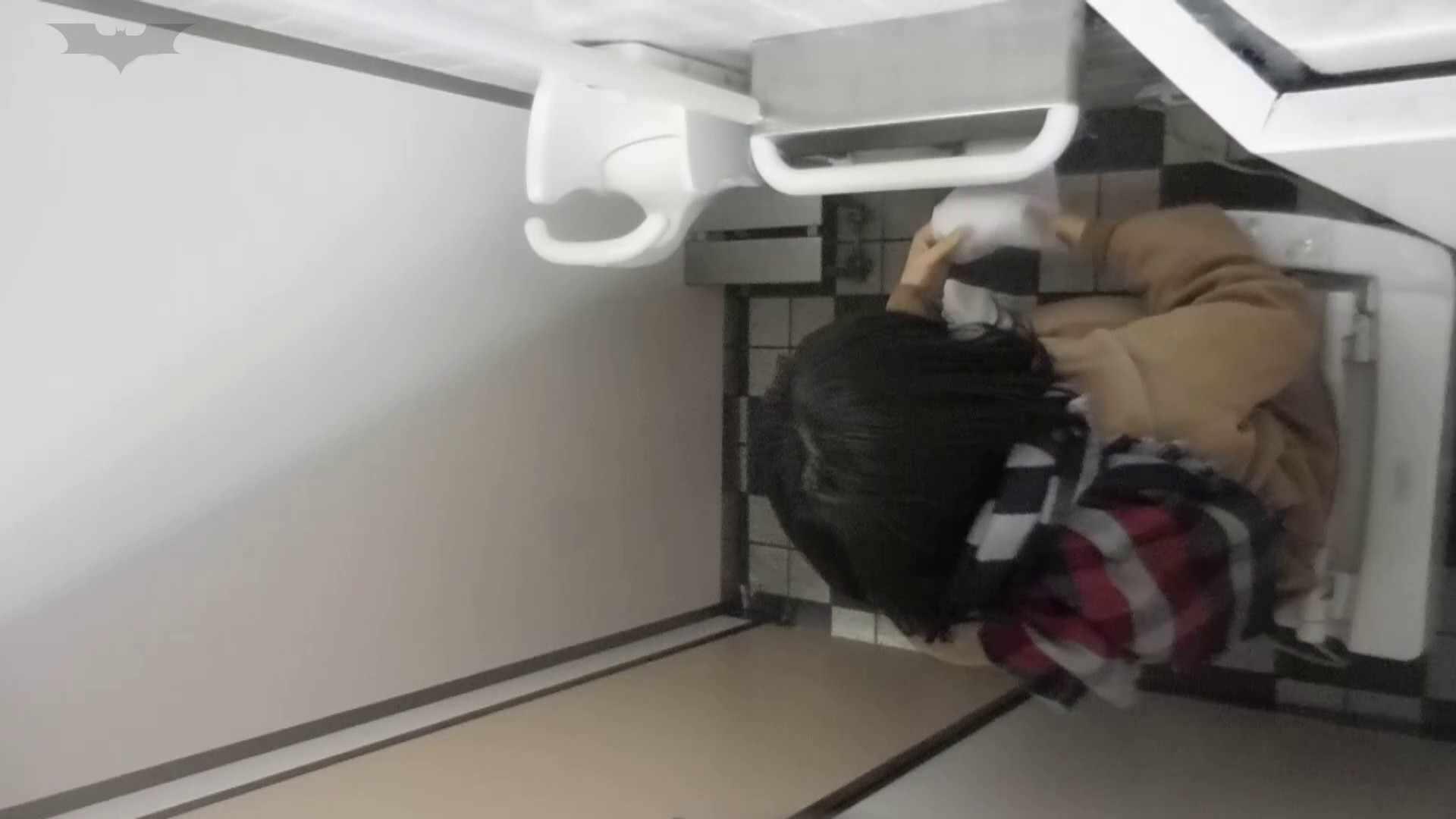 化粧室絵巻 駅舎編 VOL.21 ヨリドリミドリ!!選びたい放題です。 洗面所シーン | ギャルズ  105画像 91