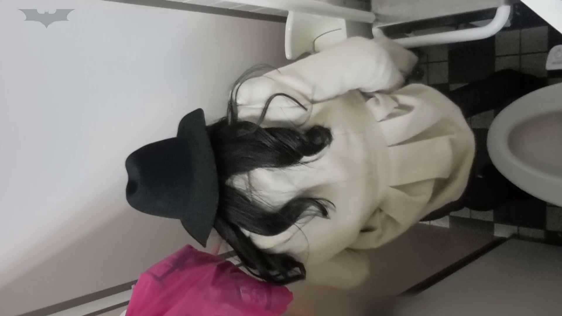 化粧室絵巻 駅舎編 VOL.22 季節外れの冬服特集!! 細身・スレンダー  91画像 40