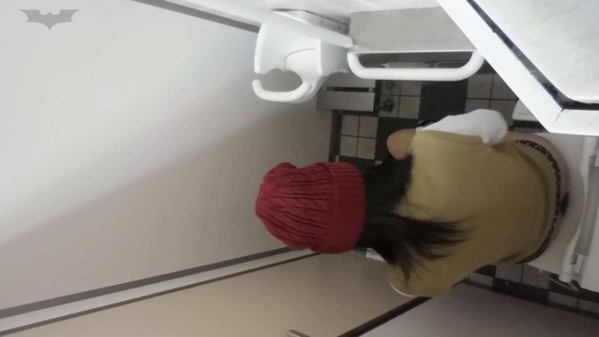 化粧室絵巻 駅舎編 VOL.22 季節外れの冬服特集!! 細身・スレンダー | トイレで・・・  91画像 81