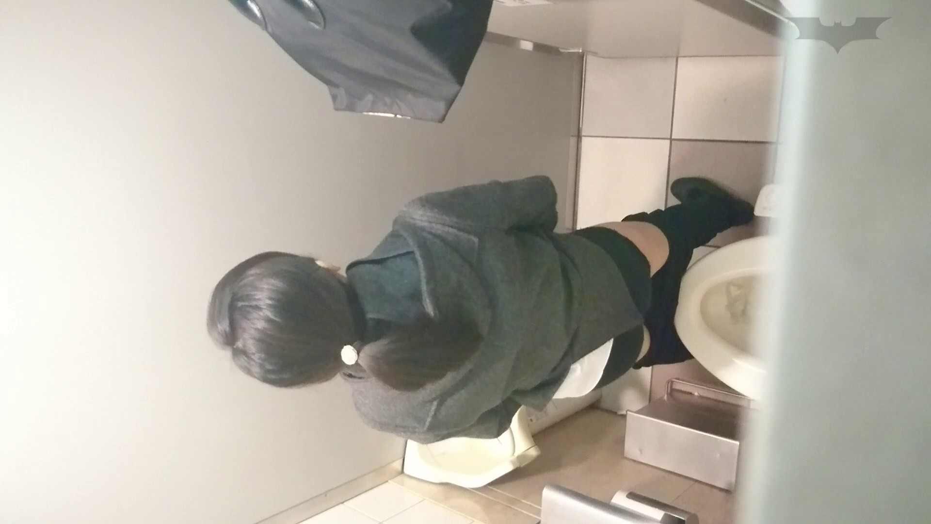 化粧室絵巻 ショッピングモール編 VOL.08 細身・スレンダー   洗面所シーン  97画像 89