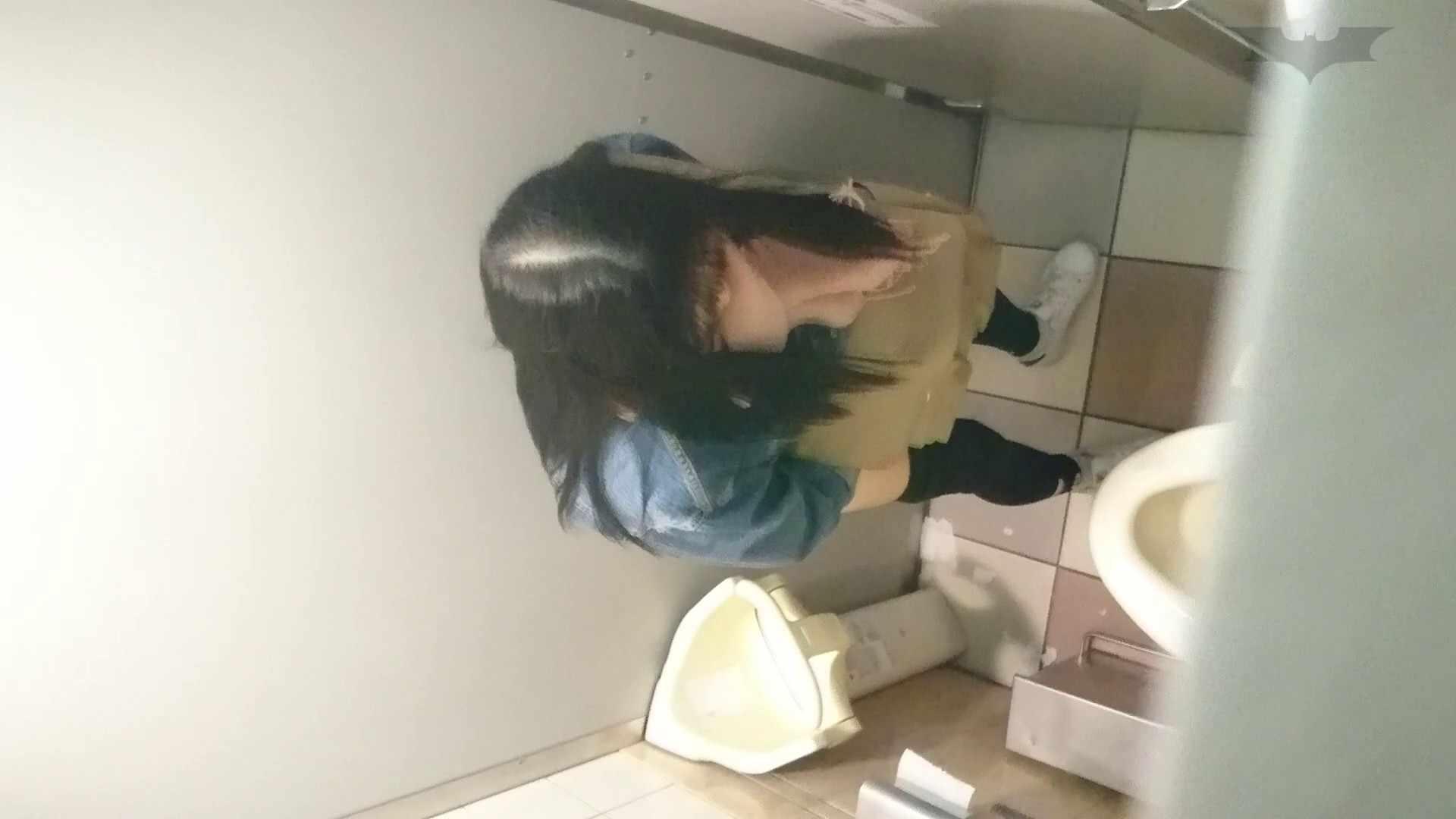 化粧室絵巻 ショッピングモール編 VOL.12 洗面所シーン エロ無料画像 78画像 78