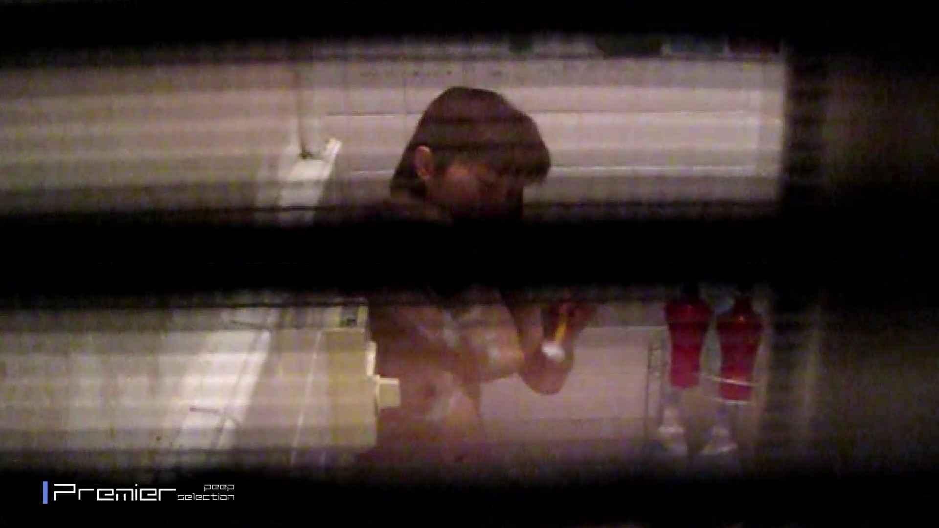 黒髪を洗う美女 乙女の風呂場 Vol.17 美肌 おまんこ動画流出 66画像 4