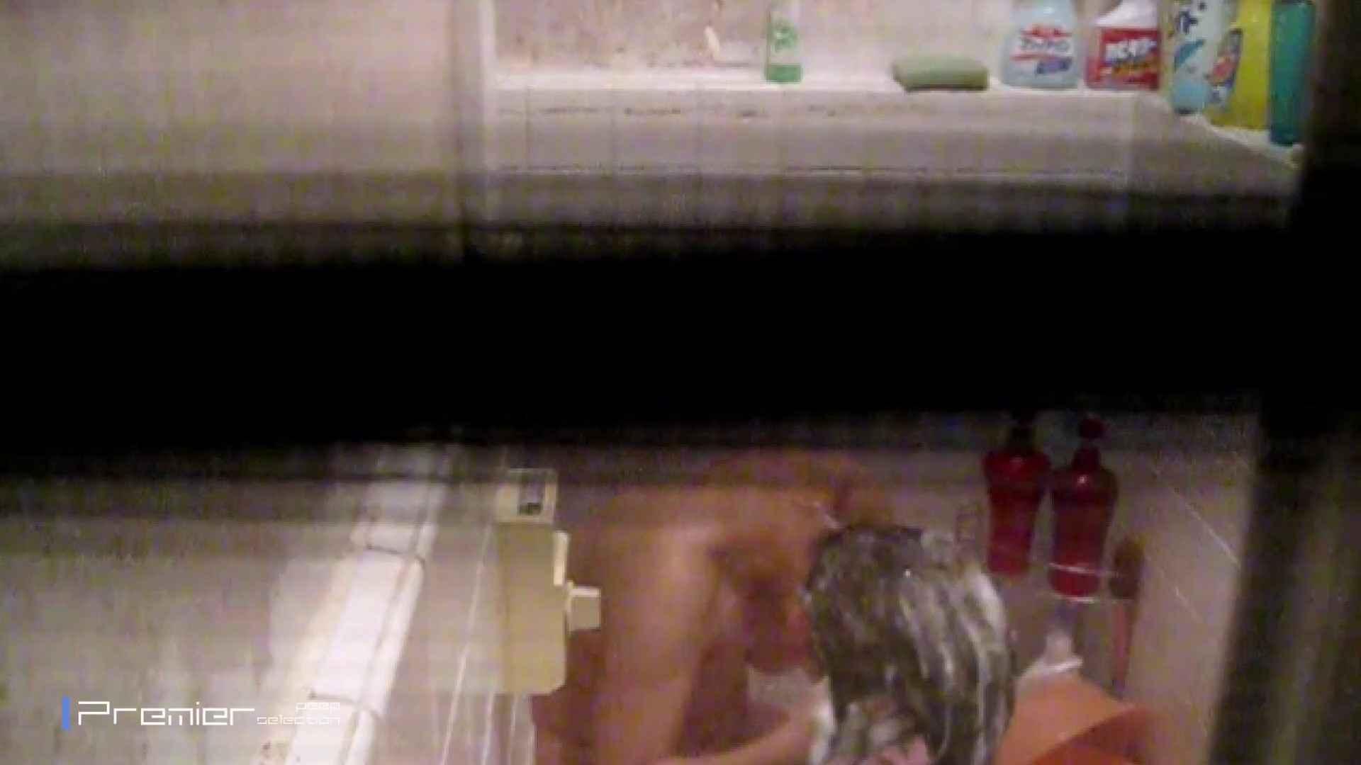 黒髪を洗う美女 乙女の風呂場 Vol.17 ギャルズ 戯れ無修正画像 66画像 44