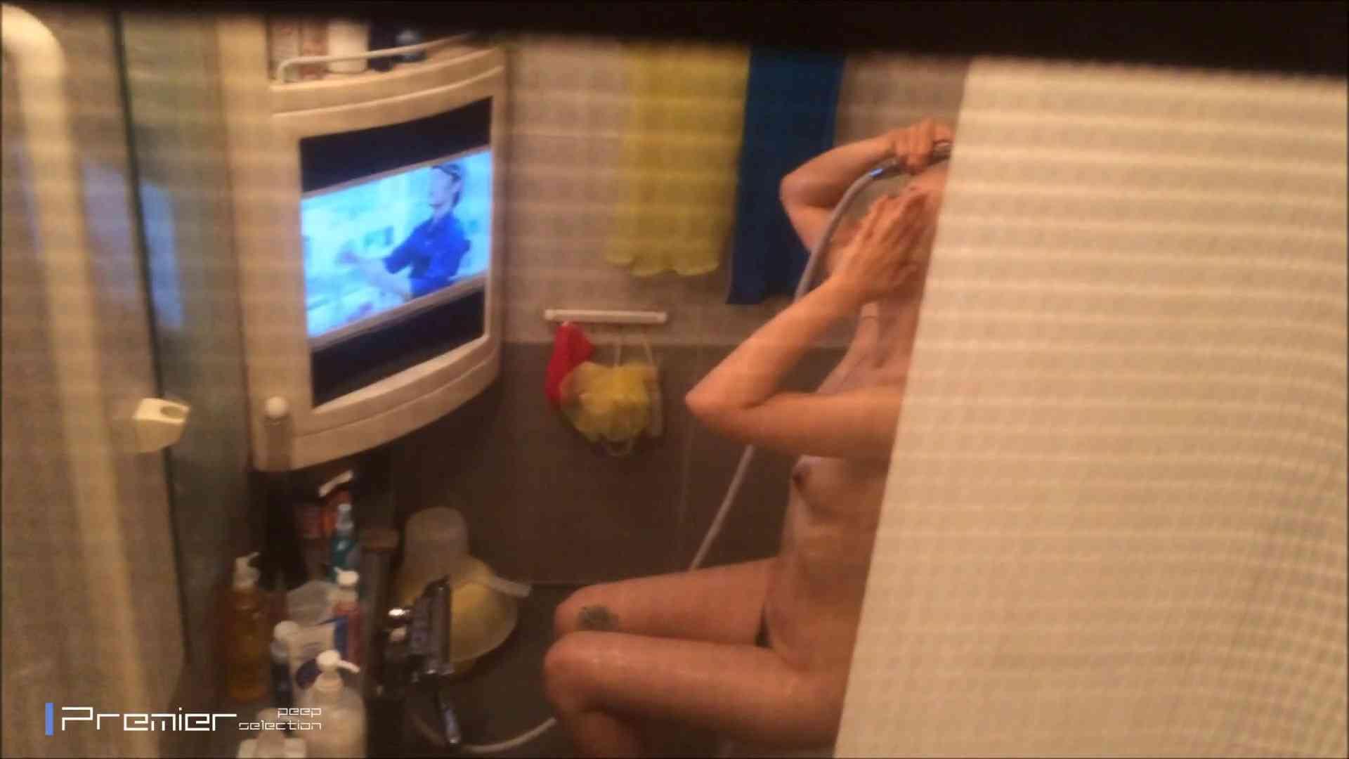 美女のテレビを見ながらの入浴 乙女の風呂場 Vol.21 美肌 AV無料 69画像 4