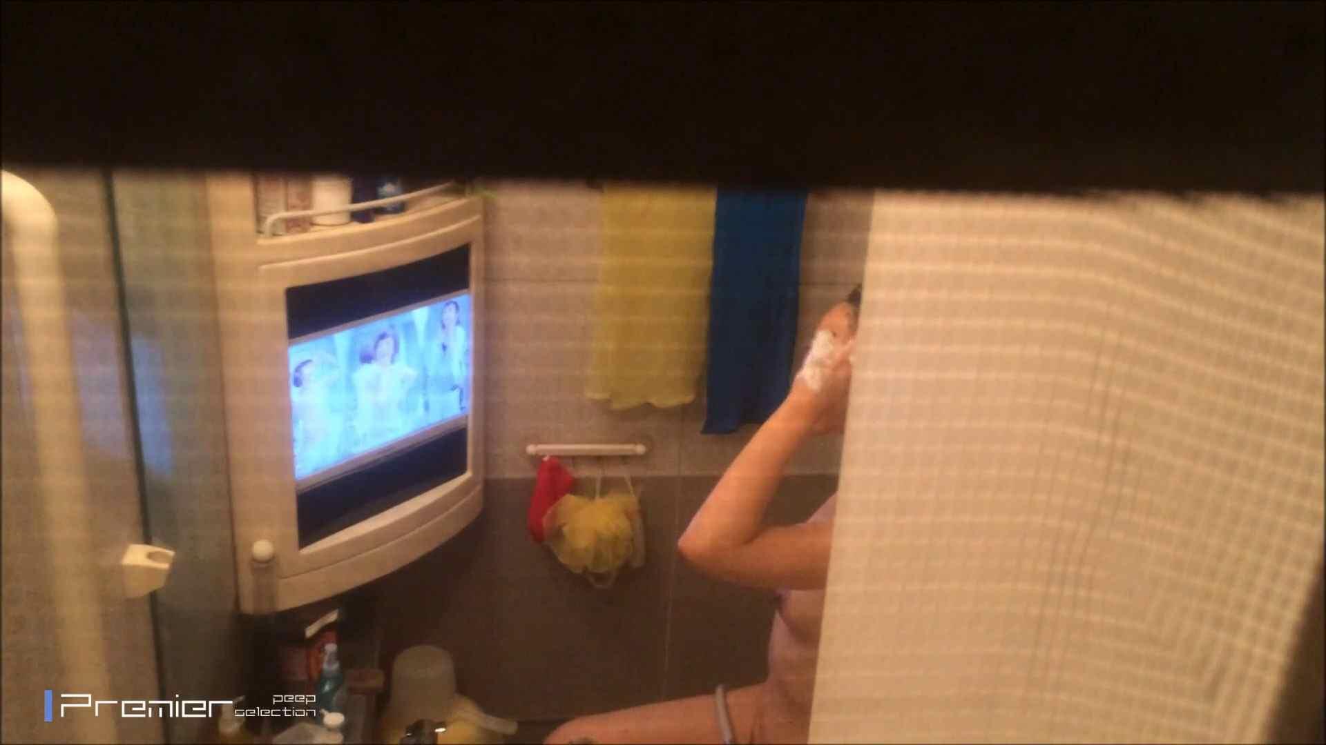 美女のテレビを見ながらの入浴 乙女の風呂場 Vol.21 美女 アダルト動画キャプチャ 69画像 24