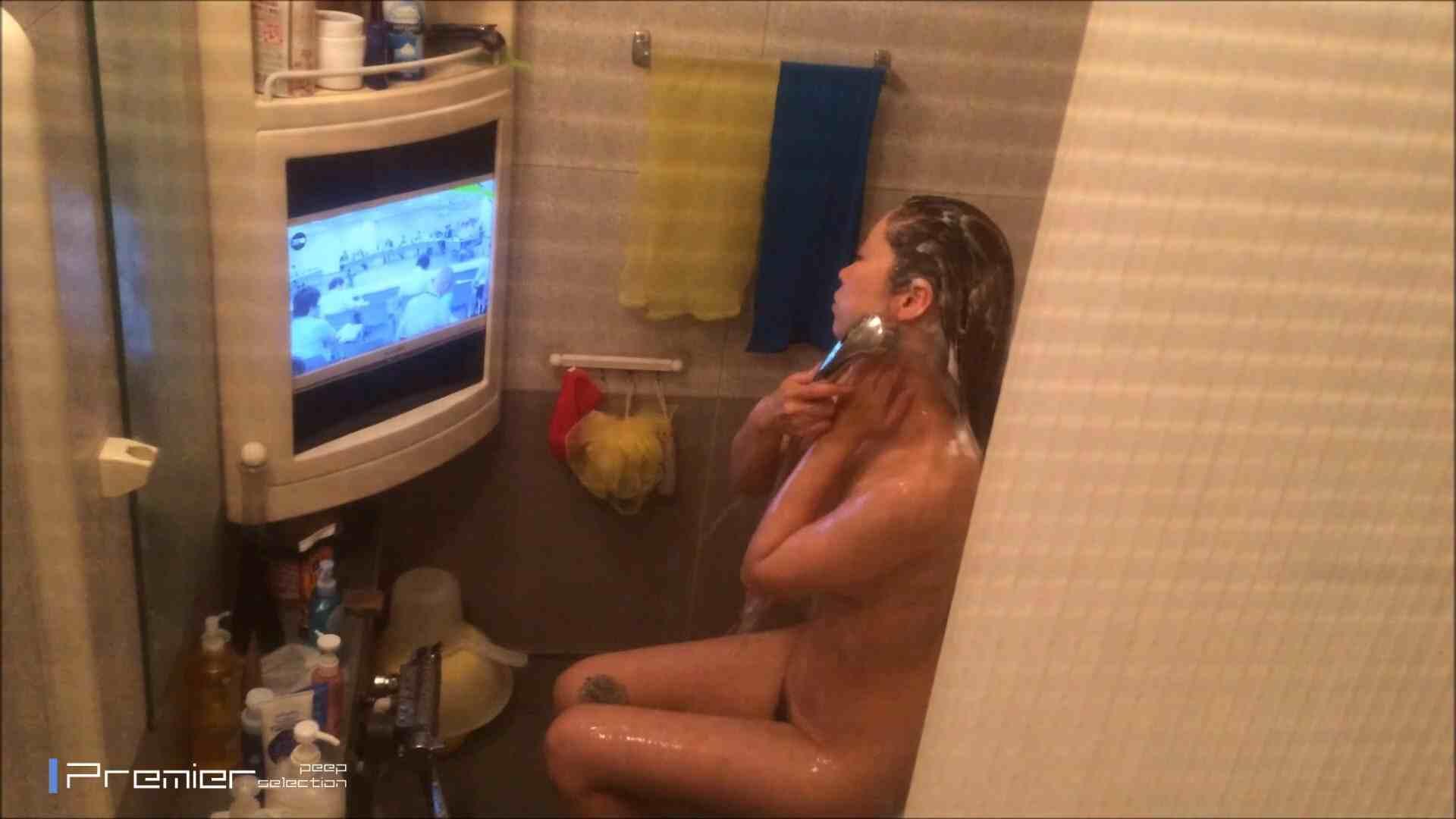 美女のテレビを見ながらの入浴 乙女の風呂場 Vol.21 盗撮・必見  69画像 30