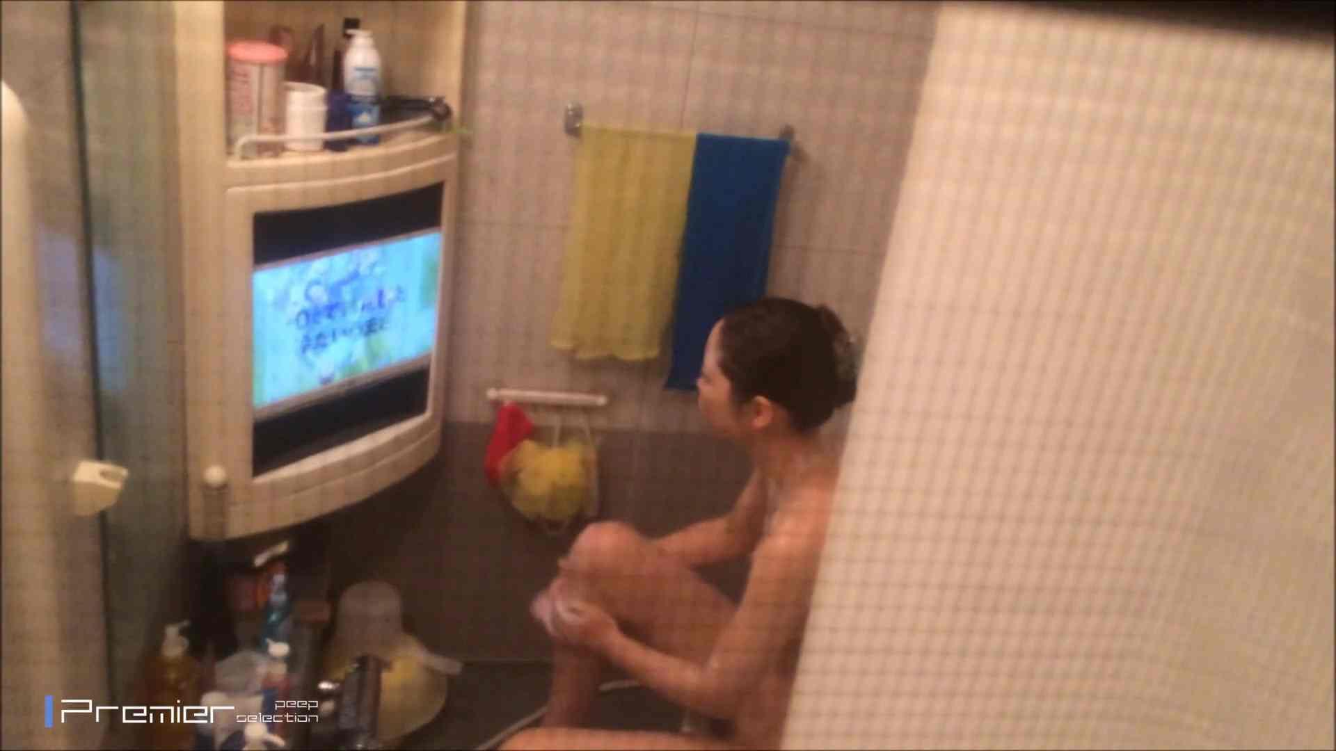 美女のテレビを見ながらの入浴 乙女の風呂場 Vol.21 女湯の中 AV無料 69画像 57