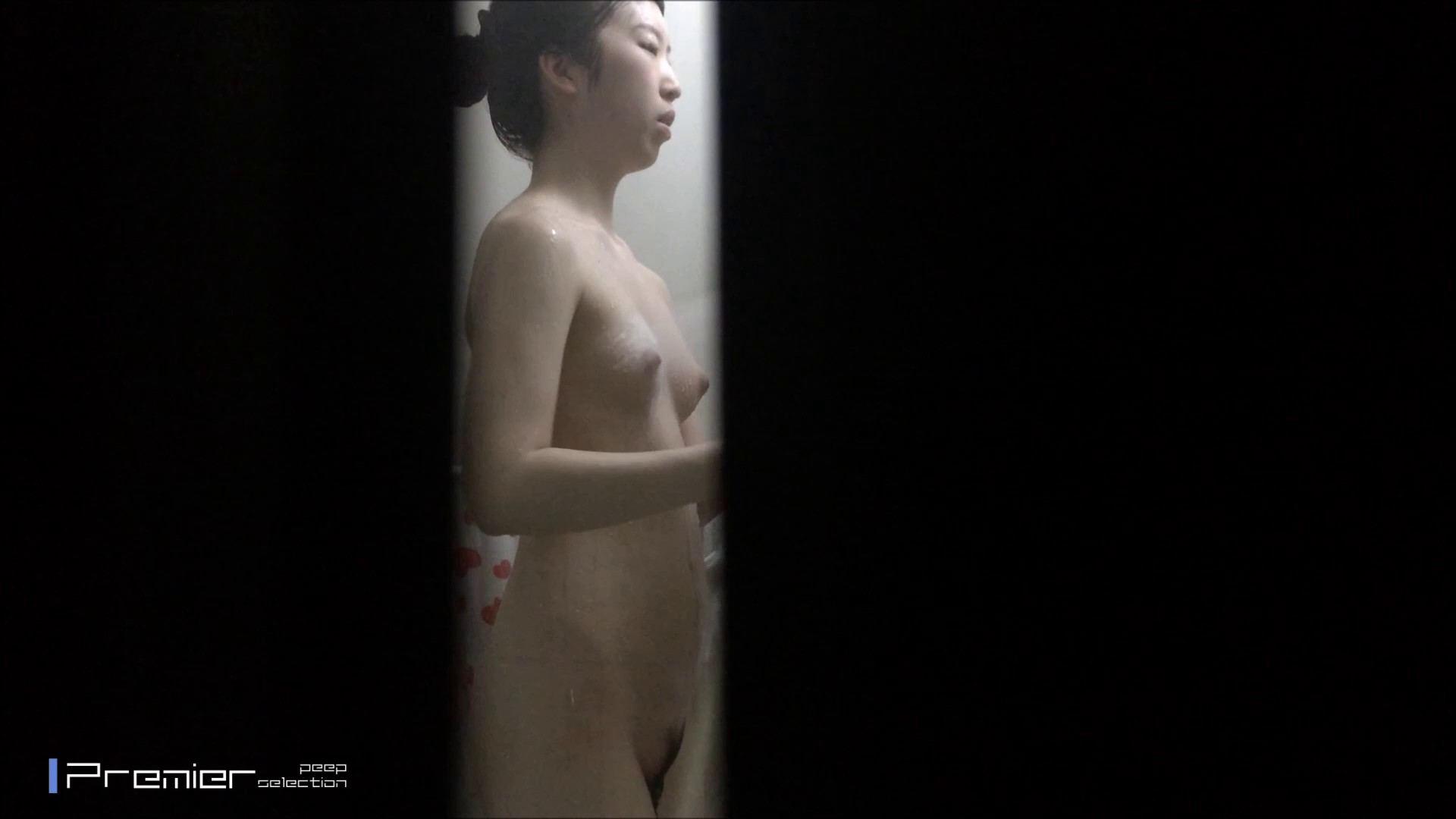 笑顔のスポーツ美女 乙女の風呂場 Vol.23 盗撮・必見 AV動画キャプチャ 83画像 8